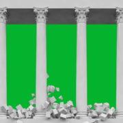 Destroy-the-Building-Green-Screen-Footage-Nektar-Digital_007 Green Screen Stock