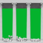 Destroy-the-Building-Green-Screen-Footage-Nektar-Digital_009 Green Screen Stock