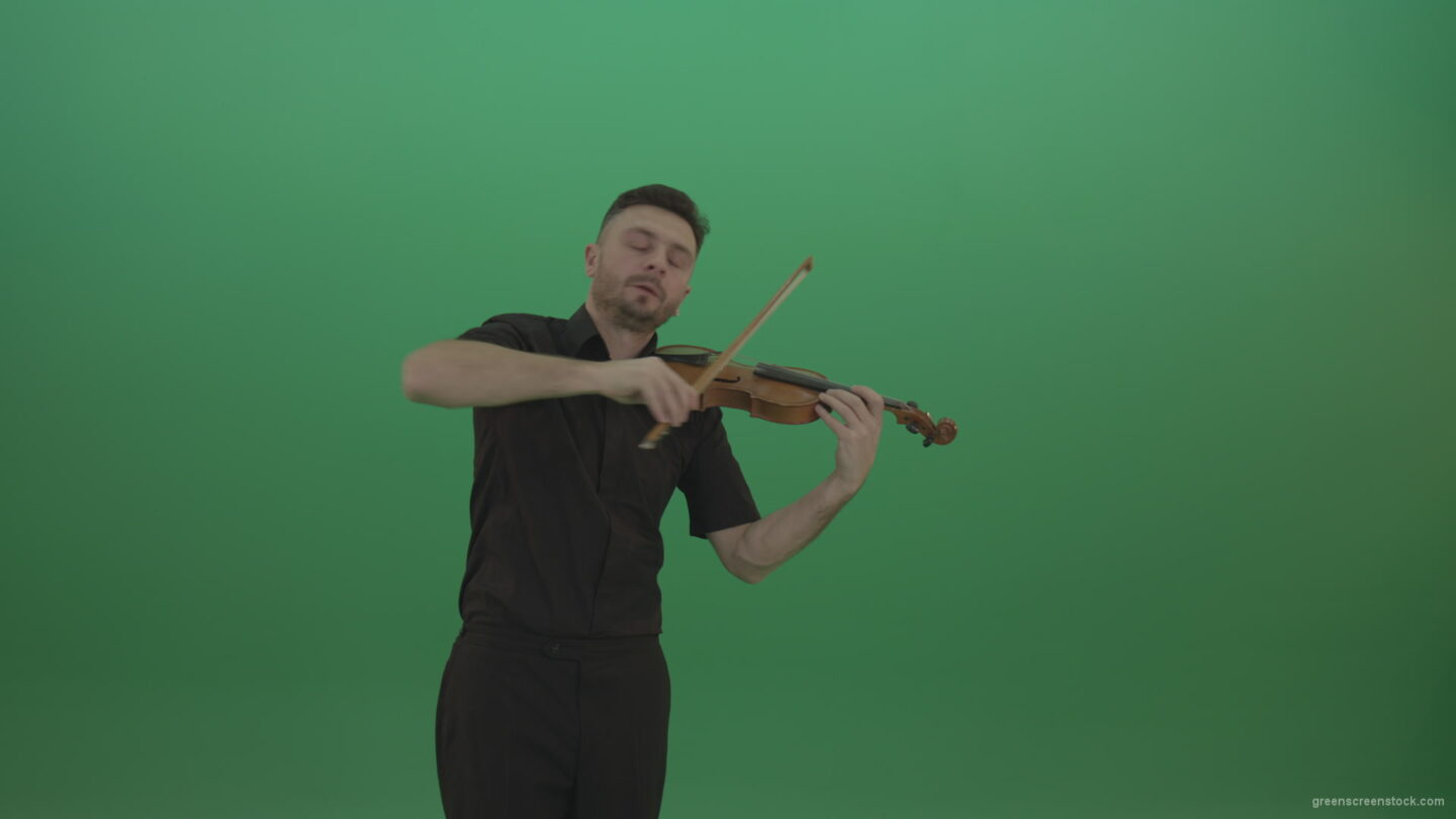 vj video background Green-Screen-People-Man-playing-violin-fiddle-strings-music-instument-in-fast-emotional-style-isolated-green-screen_003