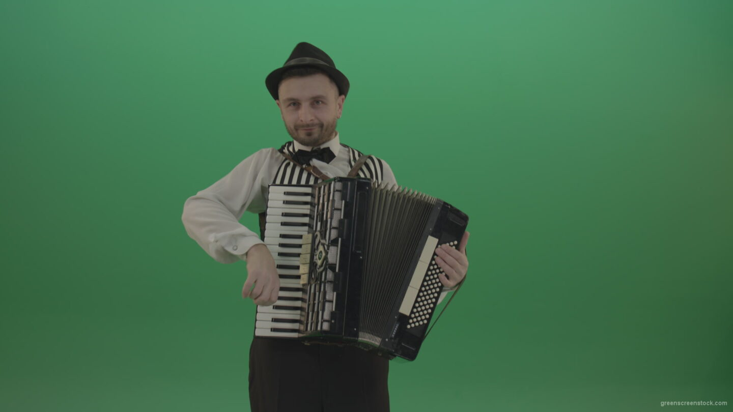 vj video background Virtuoso-player-man-with-Accordion-isolated-on-green-screen-in-front-view-1_003