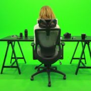 Woman-Searching-in-the-Phone-Green-Screen-Footage_001 Green Screen Stock