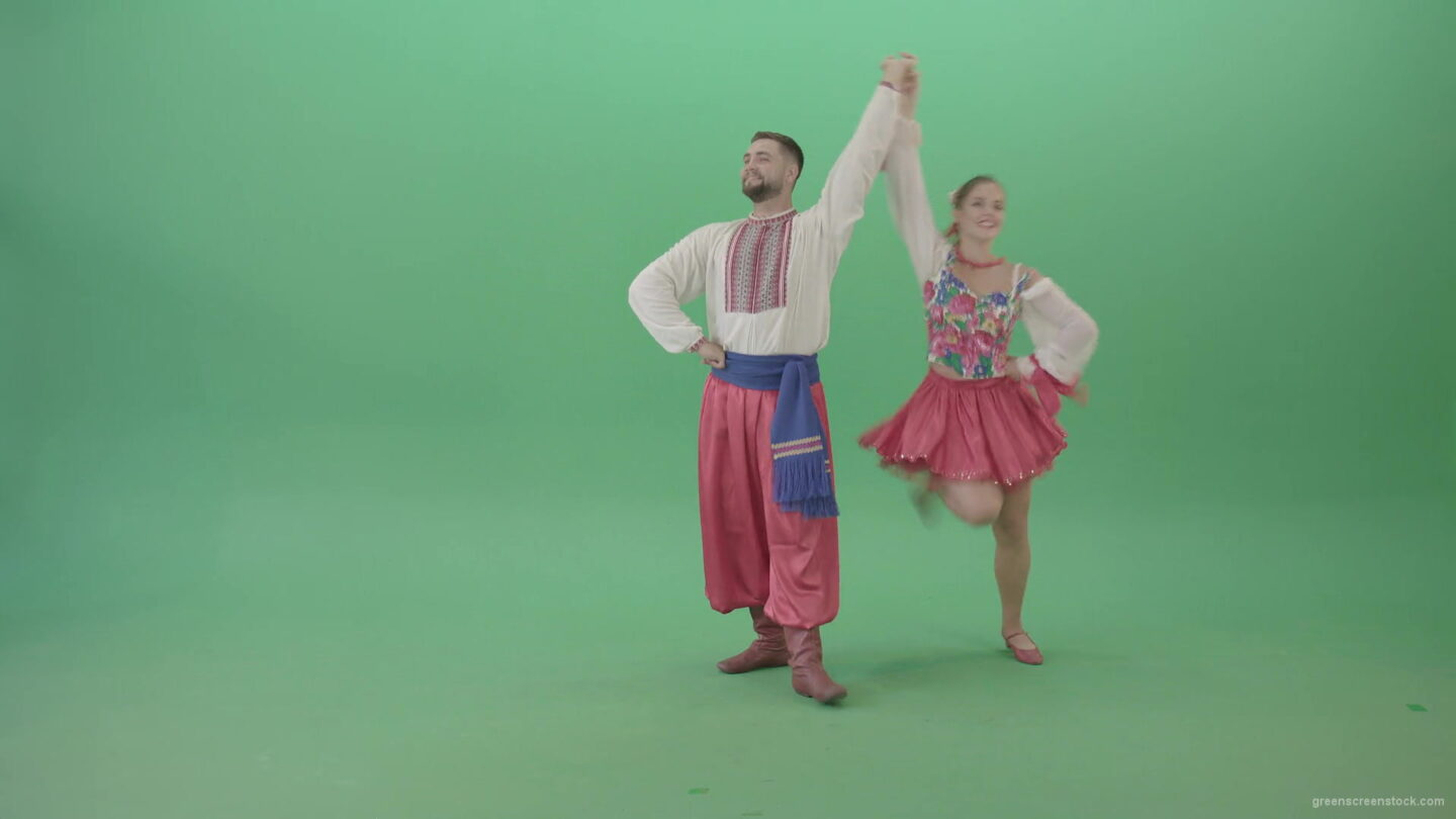 vj video background Folk-ethno-ukraine-dancing-boy-and-girl-isolated-on-green-screen-30-fps-4K-Video-Footage-1920_003