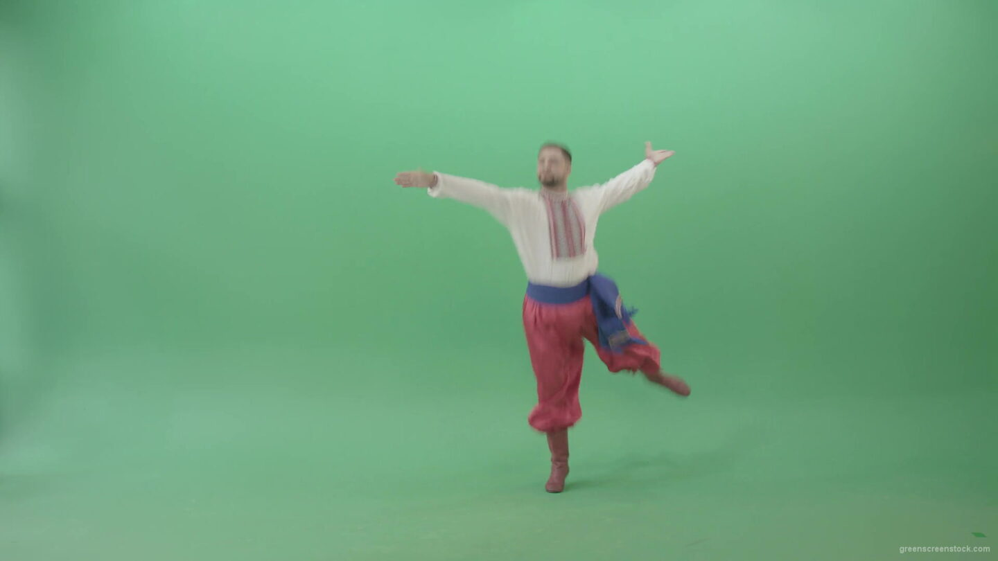 vj video background Folk-national-social-dancing-cossack-dance-Hopak-isolated-on-green-screen-1920_003