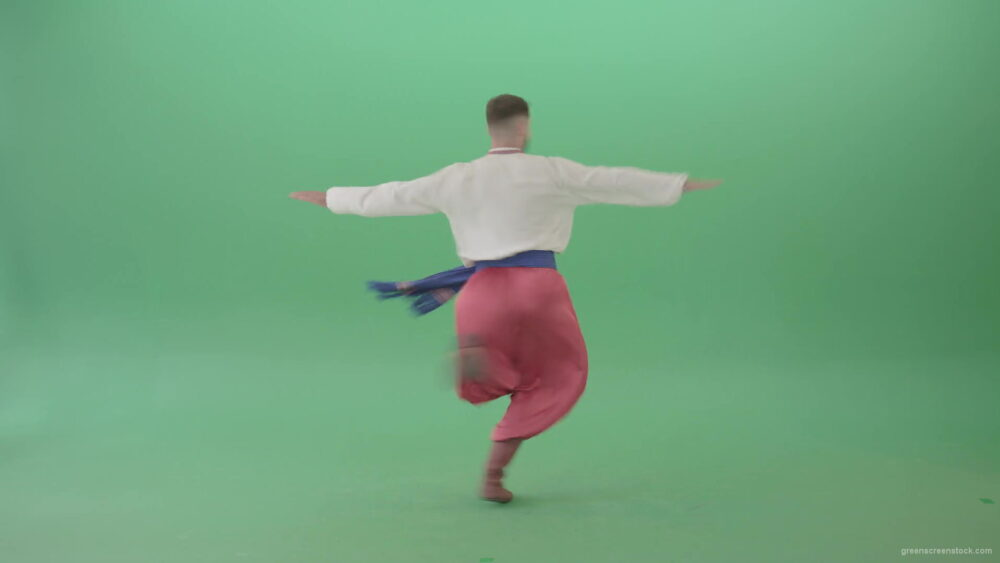 vj video background Folk-social-ethno-ukraine-dance-by-UA-Cossack-isolated-on-Green-Screen-4K-Video-Footage-1920_003
