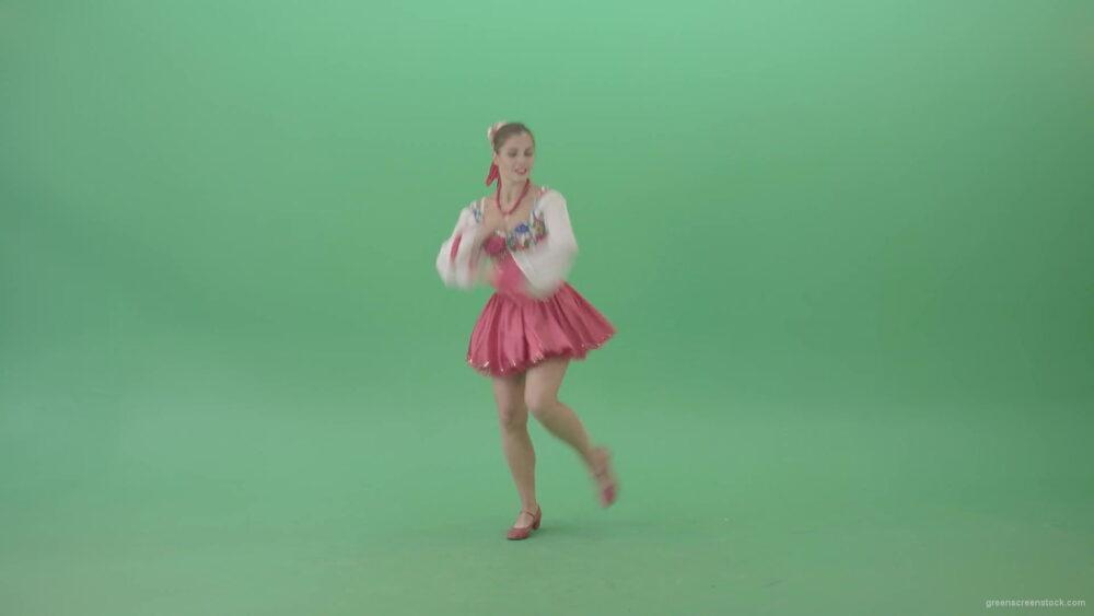 vj video background Ukraine-Folk-Girl-dancing-Hopak-dance-in-national-costume-isolated-on-Green-Background-1920_003