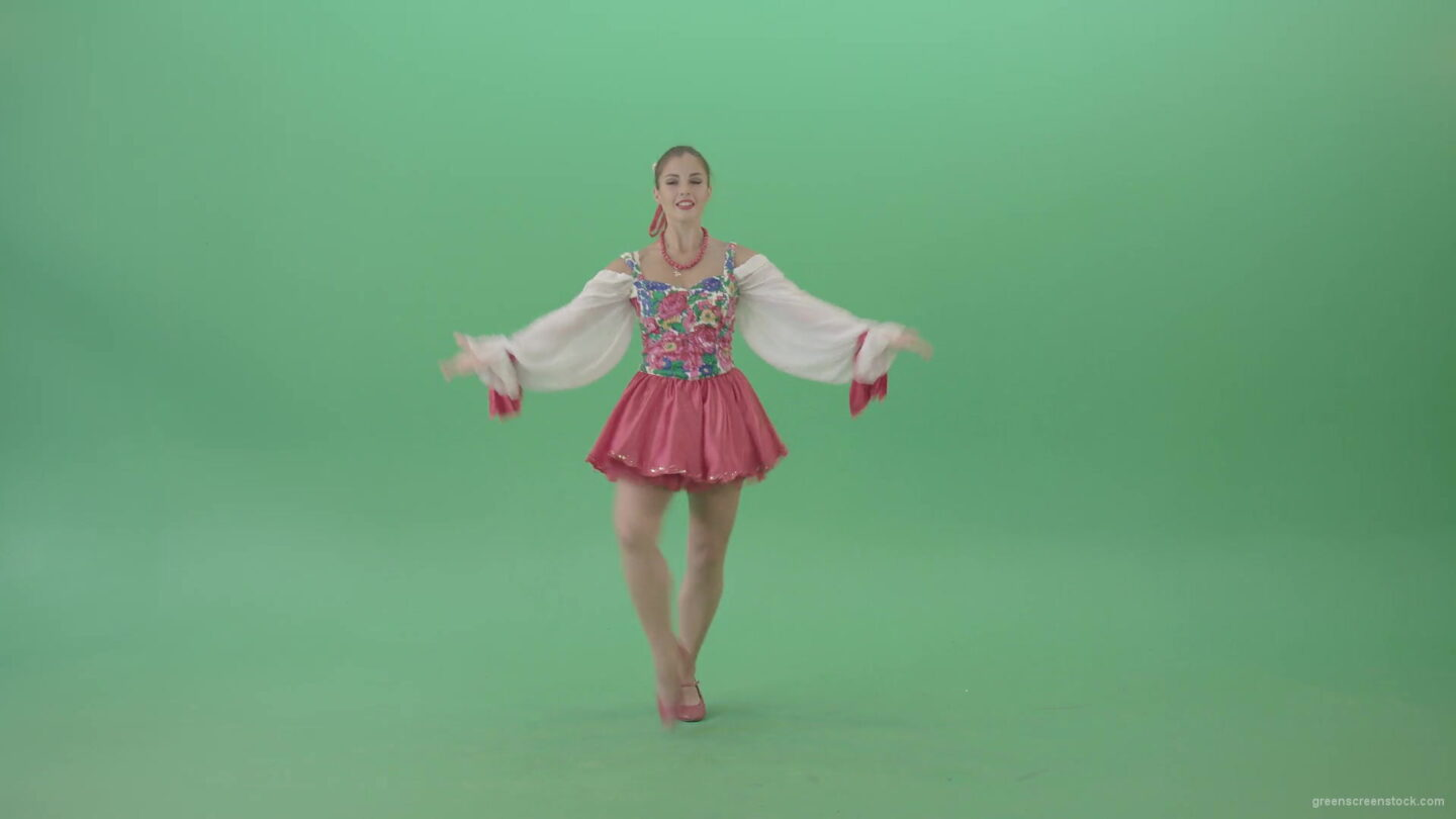 vj video background Ukraine-Folk-Girl-dancing-ethno-social-ukrainian-dance-isolated-on-Green-Screen-1920_003