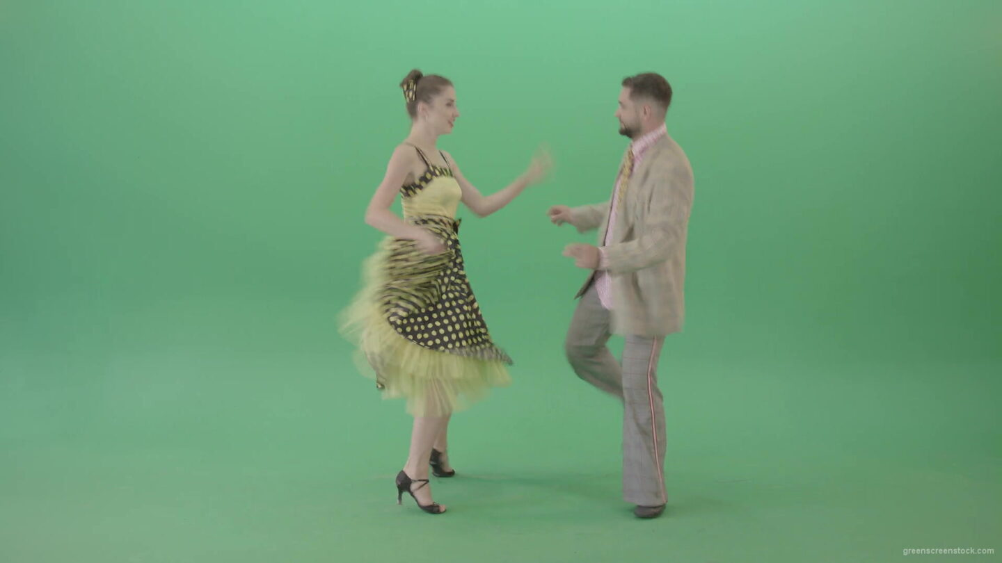 vj video background Boy-and-Girl-dancing-Boogie-woogie-and-rockandroll-isolated-on-Green-Screen-4K-Video-Footage-1920_003
