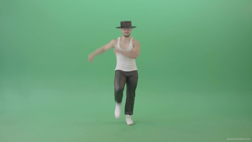 vj video background Funny-Man-marching-in-beat-isolated-on-Green-Screen-Chroma-Key-4K-Video-Footage-1920_003