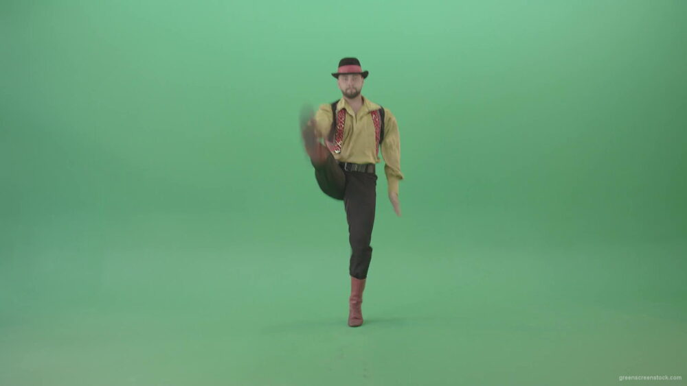 vj video background Funny-dancing-Gipsy-in-Moldova-jumping-isolated-on-Green-Screen-4K-Video-Footage-1920_003
