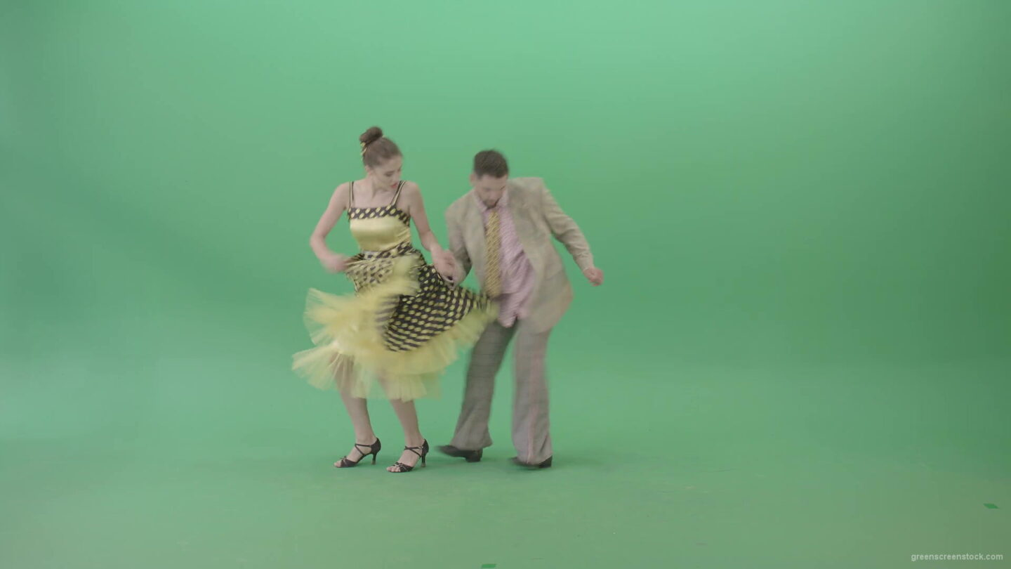 vj video background Happy-Man-and-woman-dancing-Boogie-woogie-moves-and-rock-and-roll-over-Green-Screen-4K-Video-Footage-1920_003