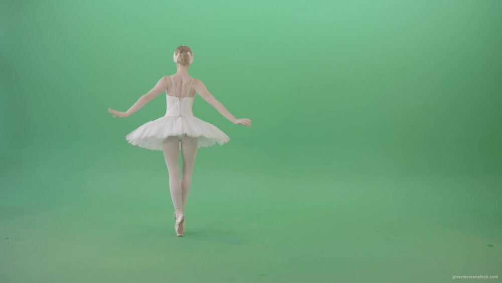 vj video background Back-side-view-ballet-dancing-tiny-girl-performs-in-green-screen-studio-4K-Video-Footage-1920_003