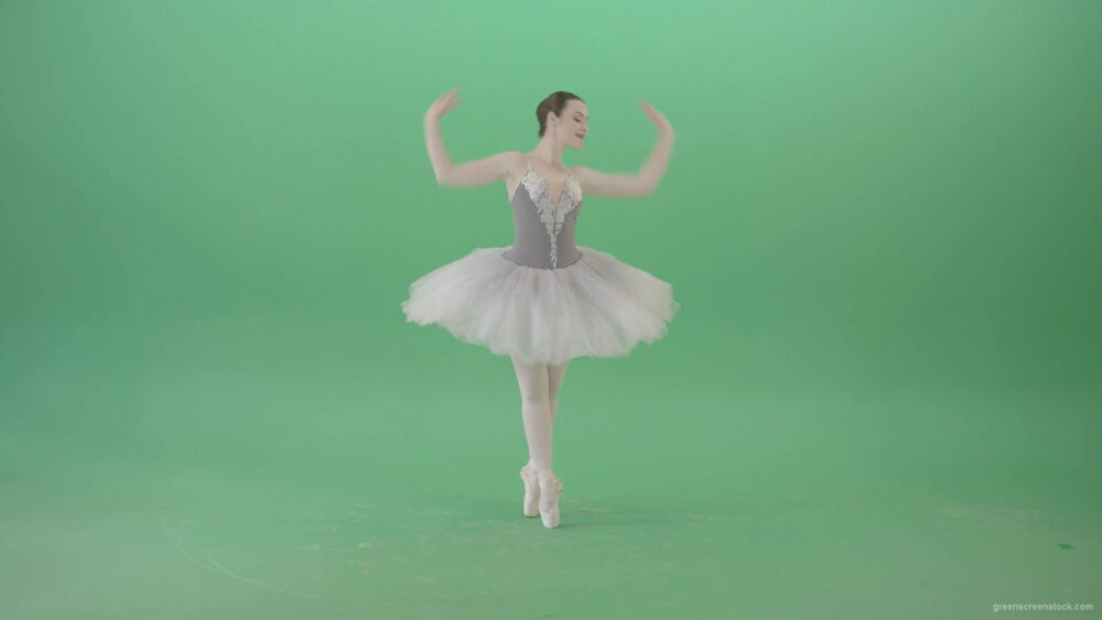 vj video background Ballerina-waving-hands-and-dance-on-green-screen-4K-Video-Footage-1920_003