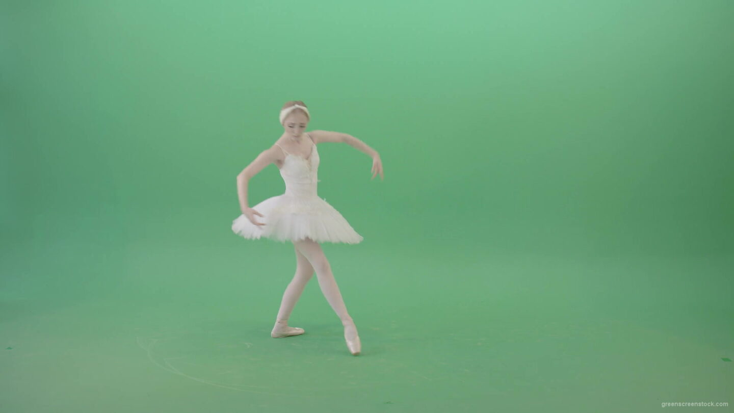 vj video background Beautifull-Swan-Lake-Ballerina-waving-hand-wigns-on-green-screen-4K-Video-Footage-1920_003