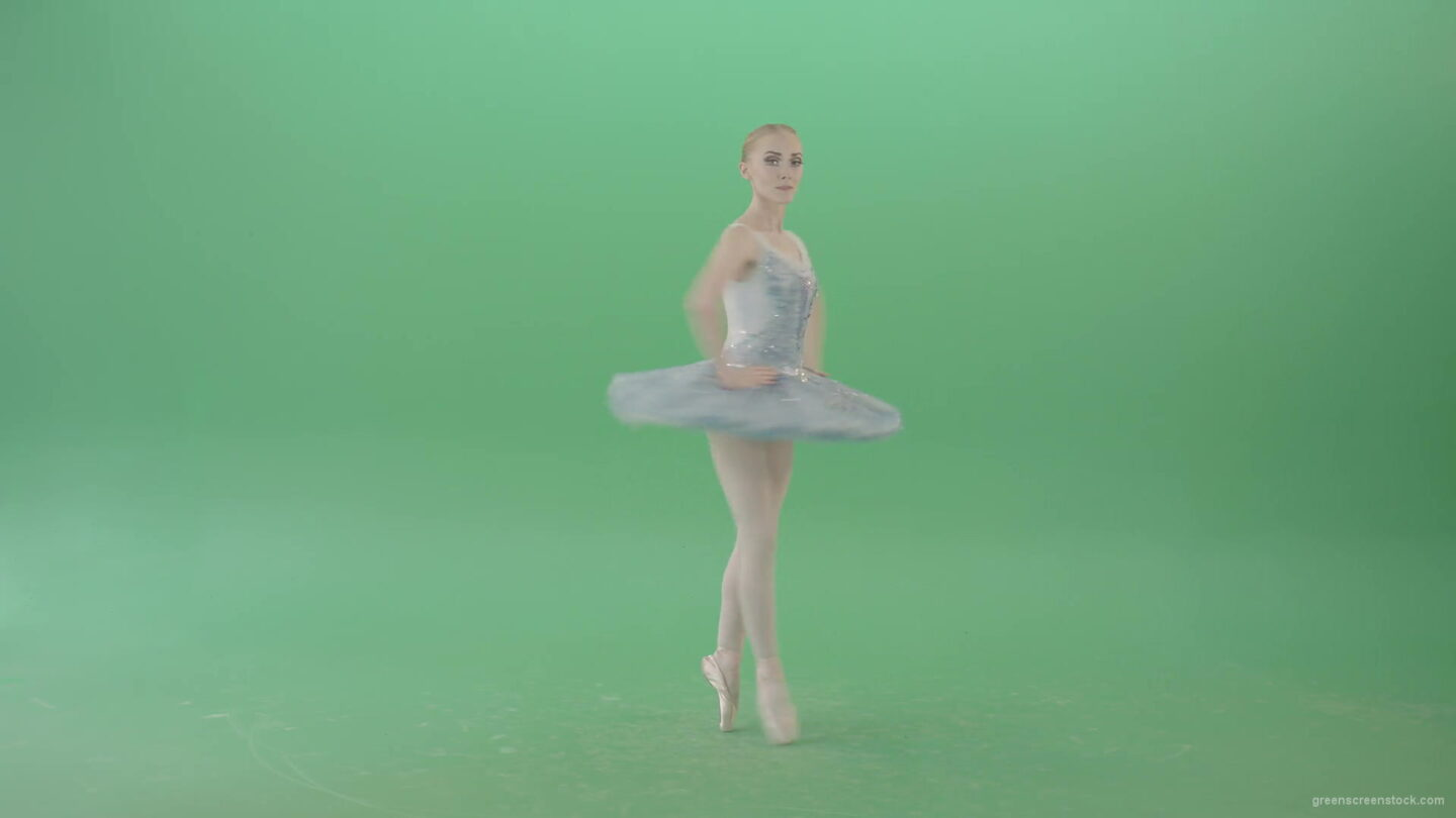 vj video background Beauty-blonde-girl-with-happy-smile-spinning-in-ballet-dress-over-green-screen-4K-Video-Footage-1920_003