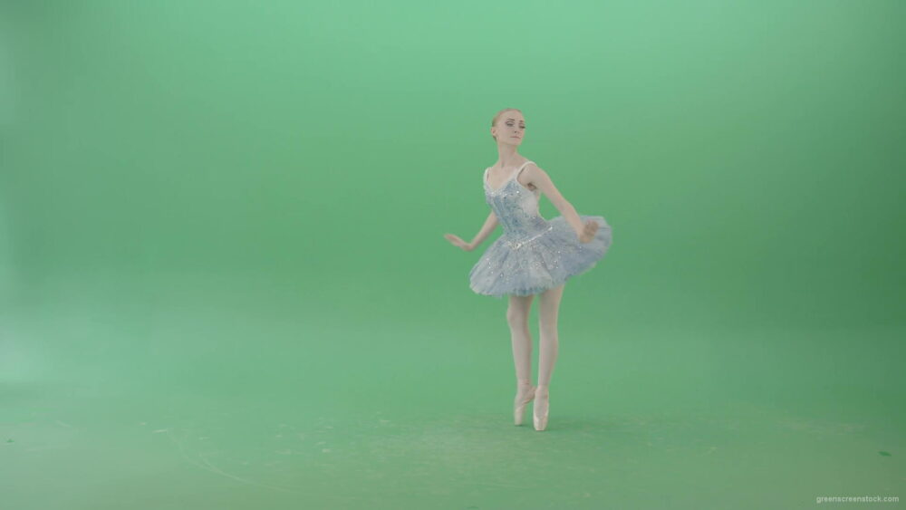 vj video background Christmas-story-baller-dancing-girl-in-blue-ballerin-dress-performing-isolated-on-green-screen-4K-Video-Footage-1920_003