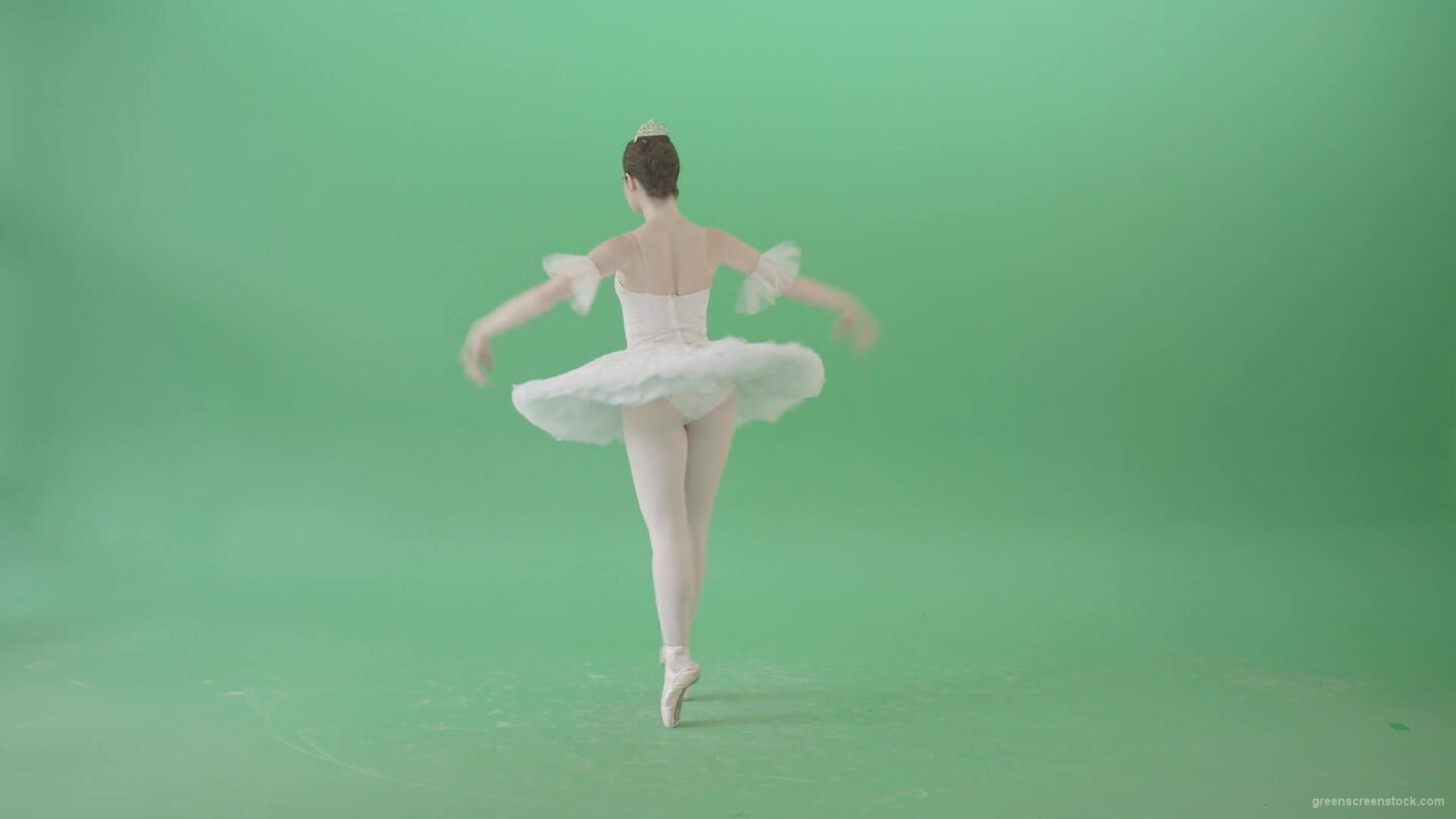 vj video background Girl-in-ballet-white-dress-performs-in-green-screen-studio-spinning-elegant-4K-Video-Footage-1920_003