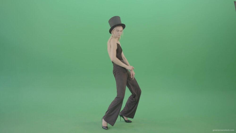 vj video background Magic-elegant-dancing-girl-slowly-moving-on-green-background-4K-Video-Footage-1920_003