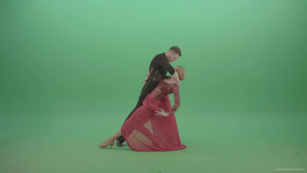 vj video background Passion-latino-ballroom-dance-by-lovely-couple-man-and-girl-isolated-on-green-screen-4K-Video-Footage-1920_003