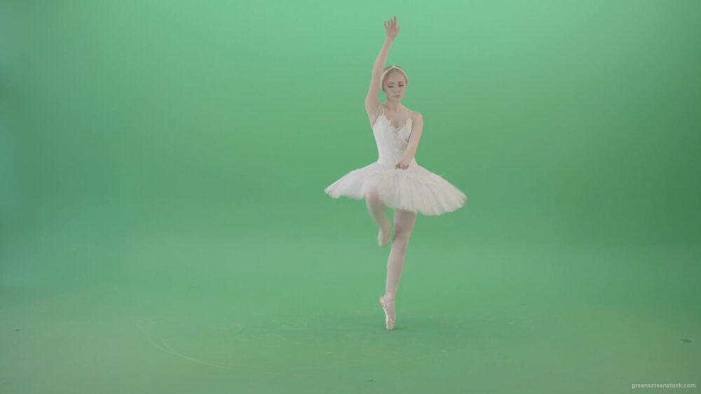 vj video background Prima-ballerina-ballet-girl-elegant-dancing-and-spinning-on-green-screen-4K-Video-Footage-1920_003
