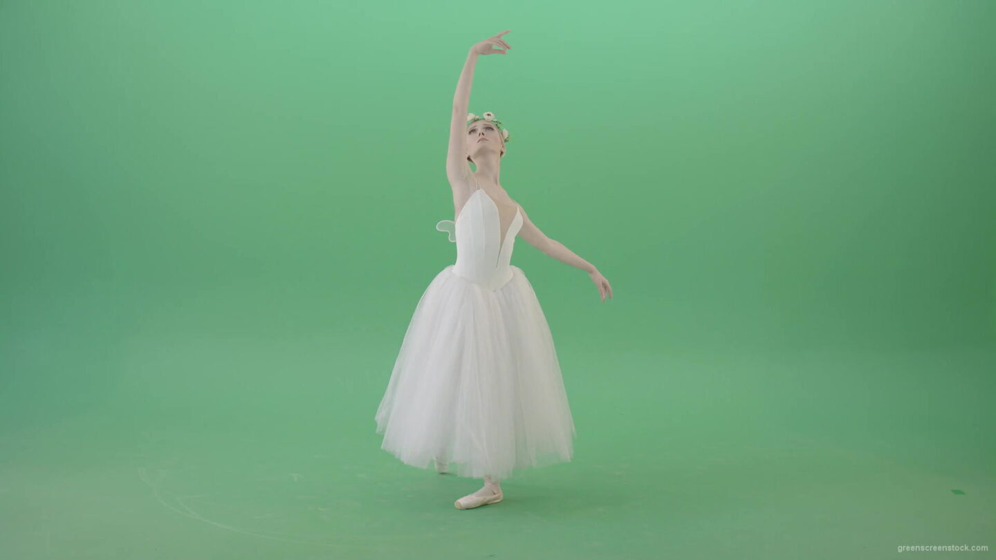 vj video background Sensuality-Choreographer-making-regards-in-white-dress-amazing-ballet-girl-isolated-on-green-screen-4K-Video-Footage-1920_003