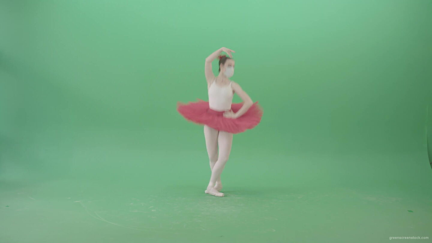 vj video background Ballet-Girl-in-Corona-Virus-Mask-Jumping-like-ballerina-isolated-on-green-screen-4K-Video-Footage-1920_003