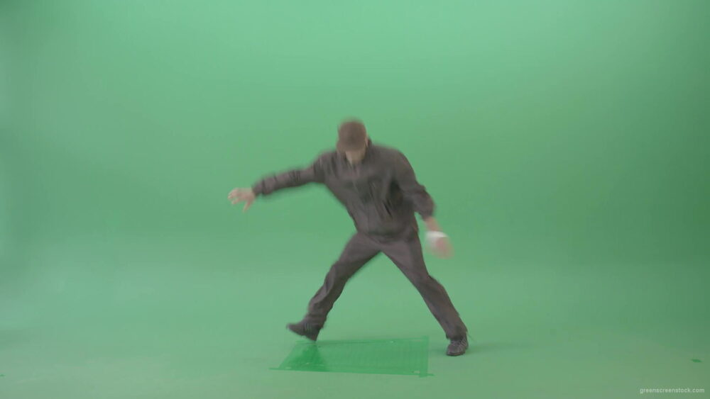 vj video background Breakadance-Man-making-dynamic-power-move-element-spinning-on-hand-over-green-screen-4K-Video-Footage-1920_003
