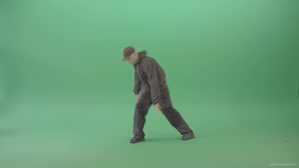 vj video background Top-Break-dance-by-electric-boogie-hip-hop-dancer-isolated-on-green-screen-4K-Video-Footage-1920_003