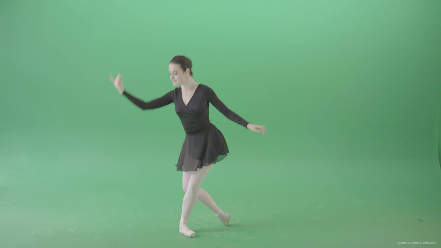 vj video background Green-Screen-Ballet-Girl-Ballering-makes-bow-reverence-in-black-dress-4K-Video-Footage-1920_003