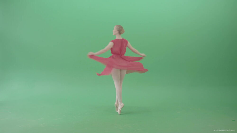 vj video background Light-Ballet-dancing-girl-in-red-wind-dress-spinning-on-green-screen-4K-Video-Footage-1920_003