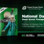 Folk-dance-green-screen-footage
