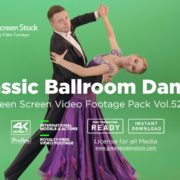 Classic-ballroom-dance-green-screen